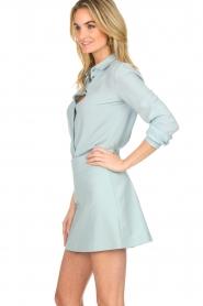 Patrizia Pepe |  Skirt Rachelle | blue  | Picture 4