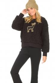 Goldbergh    Teddy sweater Deer   black    Picture 2