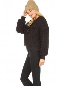Goldbergh    Teddy sweater Deer   black    Picture 7