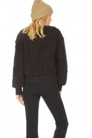 Goldbergh    Teddy sweater Deer   black    Picture 8