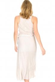 Blaumax |  Linen skirt Singapur | beige  | Picture 6