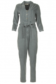 Tencell jumpsuit Camera | grey