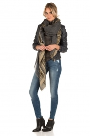 7 For All Mankind | Skinny jeans The Skinny | blauw  | Afbeelding 3