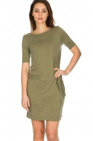 Blaumax |  Dress Redding | green  | Picture 2