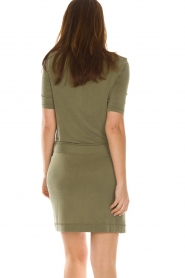 Blaumax |  Dress Redding | green  | Picture 6