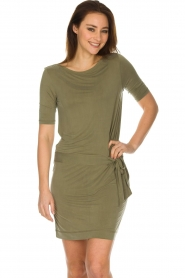 Blaumax |  Dress Redding | green  | Picture 4