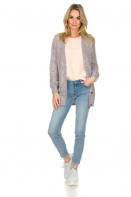 Patrizia Pepe |  Knitted cardigan Barbera | multi  | Picture 3