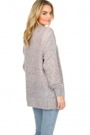 Patrizia Pepe |  Knitted cardigan Barbera | multi  | Picture 6
