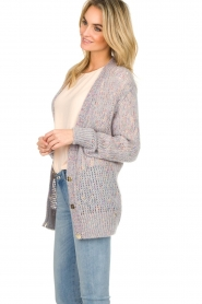 Patrizia Pepe |  Knitted cardigan Barbera | multi  | Picture 5