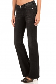 Jeans Bootcut | zwart