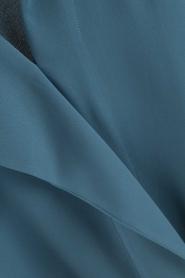 By Malene Birger | Asymmetrische jurk Hobbis | blauw | Afbeelding 6