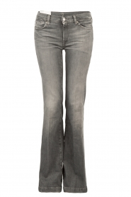 7 For All Mankind | Flared jeans Charlize lengtemaat 32 | grijs   | Afbeelding 1