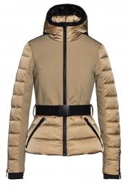 Goldbergh |  Down jacket San Luis | beige  | Picture 1