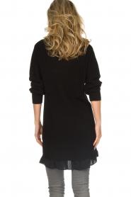 Patrizia Pepe |  Sweater Melanie | black  | Picture 7