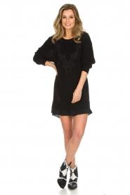 Patrizia Pepe |  Sweater Melanie | black  | Picture 4