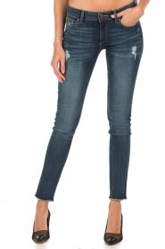 DL1961 | Skinny jeans Emma | blauw  | Afbeelding 2