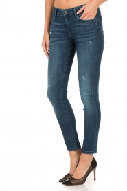 DL1961 | Skinny jeans Florence | blauw  | Afbeelding 4