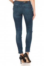 DL1961 | Skinny jeans Florence | blauw  | Afbeelding 5