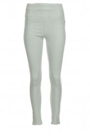 Patrizia Pepe | High waist jeans Norelle | blauw  | Afbeelding 1