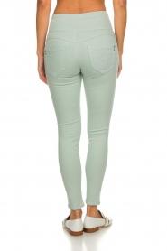 Patrizia Pepe | High waist jeans Norelle | blauw  | Afbeelding 5
