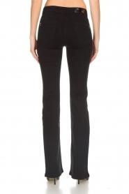 Patrizia Pepe | Flared jeans Mila | zwart  | Afbeelding 5