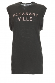 Zoe Karssen |  Top Pleasant Vile | grey  | Picture 1