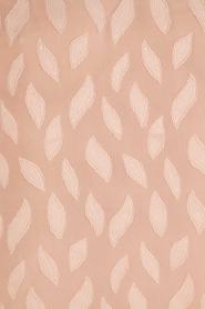 Rosemunde | Semi-transparante top Leaf | roze  | Afbeelding 6