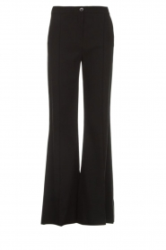 Patrizia Pepe |  Trousers Eryn | black  | Picture 1