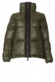 JC Sophie |  Puffer jacket Jennifer | green  | Picture 1