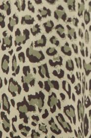Rosemunde | Luipaard top met kant Jasmin | print  | Afbeelding 6
