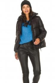 JC Sophie |  Puffer jacket Jennifer | black  | Picture 4