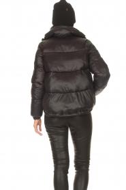 JC Sophie |  Puffer jacket Jennifer | black  | Picture 8