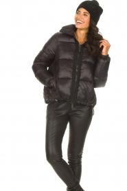JC Sophie |  Puffer jacket Jennifer | black  | Picture 6
