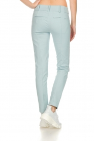Patrizia Pepe |  Trousers Miranda | light blue  | Picture 5