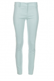 Patrizia Pepe |  Trousers Miranda | light blue  | Picture 1