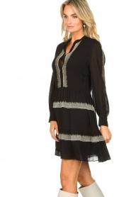Antik Batik | Dress Lindsey | black  | Picture 5