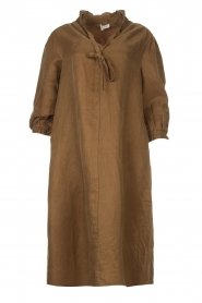 JC Sophie |  Oversized midi dress Junior | green  | Picture 1