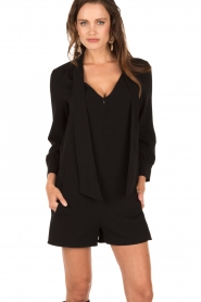Playsuit Meryl | zwart
