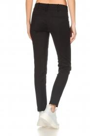 Patrizia Pepe | Trousers Lia | black  | Picture 5