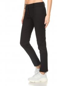 Patrizia Pepe | Trousers Lia | black  | Picture 4