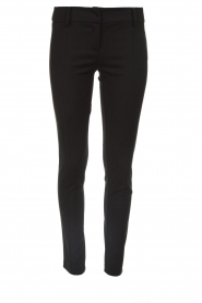 Patrizia Pepe | Trousers Lia | black  | Picture 1