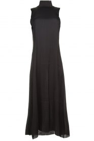 Rabens Saloner |  Maxi dress Allison | black  | Picture 1