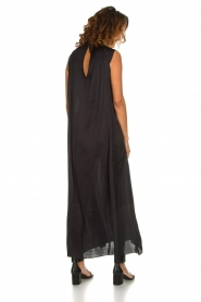 Rabens Saloner |  Maxi dress Allison | black  | Picture 5