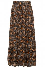 Antik Batik | Skirt with print Otto | multi  | Picture 1
