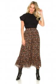 Antik Batik    Paisly print maxi skirt Otto   multi    Picture 2