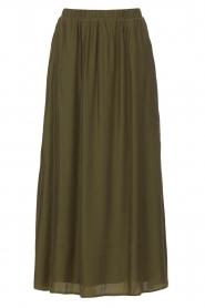 JC Sophie |  Maxi skirt Jasperina | green  | Picture 1