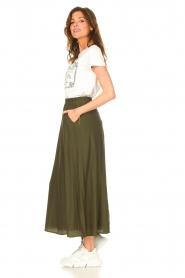 JC Sophie |  Maxi skirt Jasperina | green  | Picture 4
