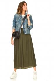 JC Sophie |  Maxi skirt Jasperina | green  | Picture 3