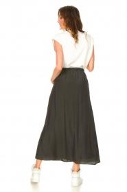 JC Sophie |  Maxi skirt Jasperina | charcoal  | Picture 6