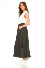 JC Sophie |  Maxi skirt Jasperina | charcoal  | Picture 5